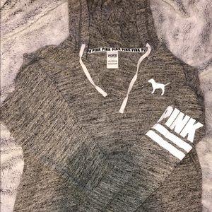 VS Pink sweater/sweatshirt